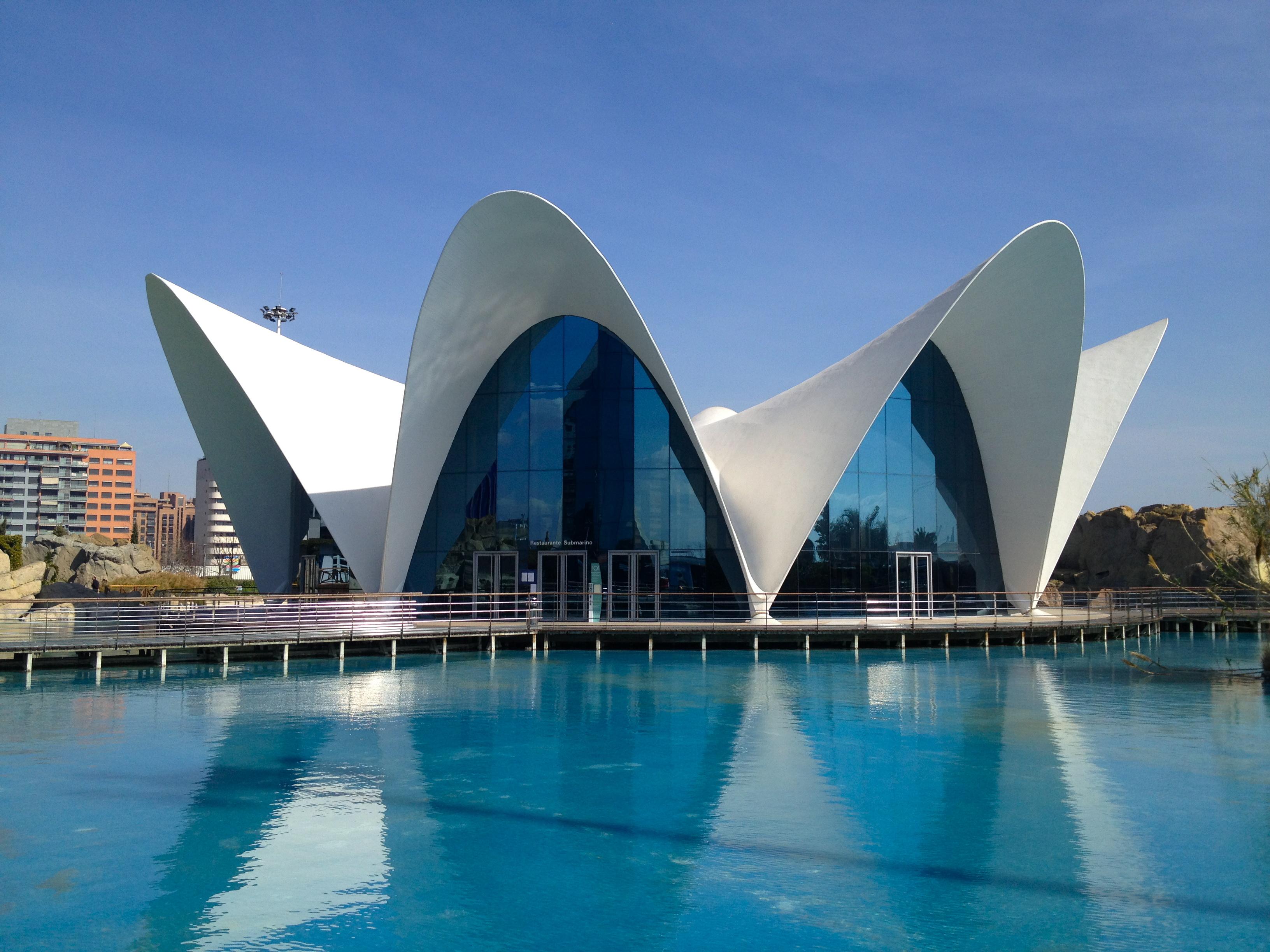 Valencia v day 3 last of the big spenders ciudad de for Oceanografic valencia
