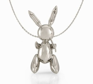 Jeff Koons jewellery
