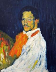 Yo - Picasso (1901)