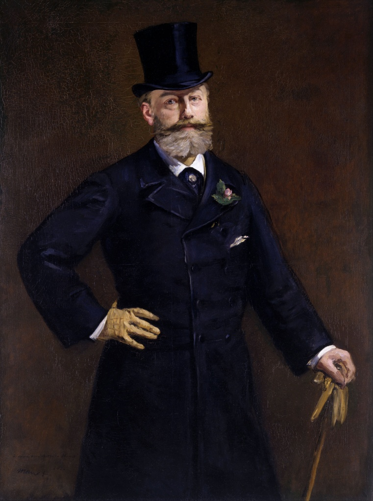 Portrait of M. Antonin Proust (1880)