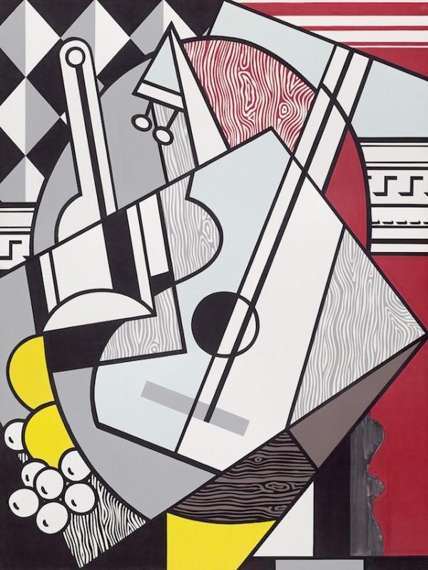 Cubish still life (1974)