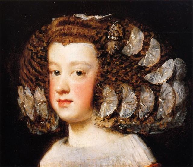 Diego Velazquez - Infanta Maria Teresa