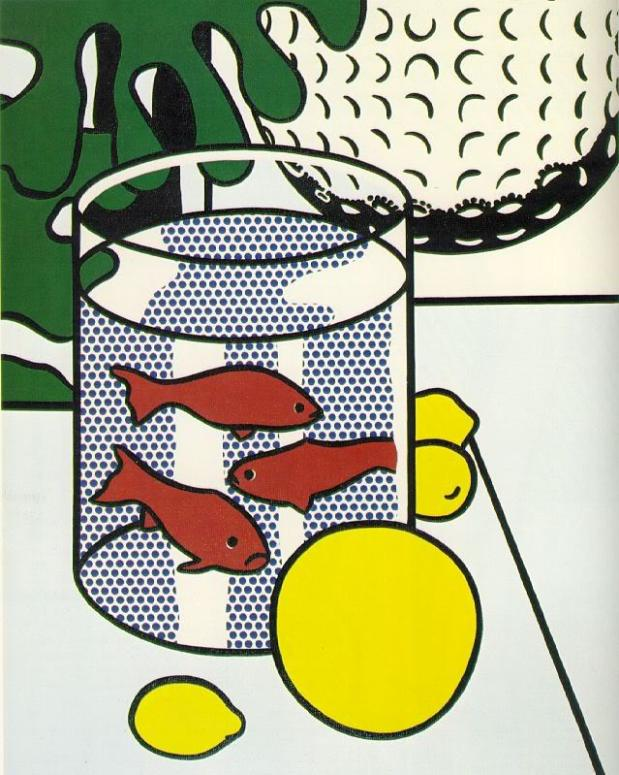 Still life with goldfish (1972)