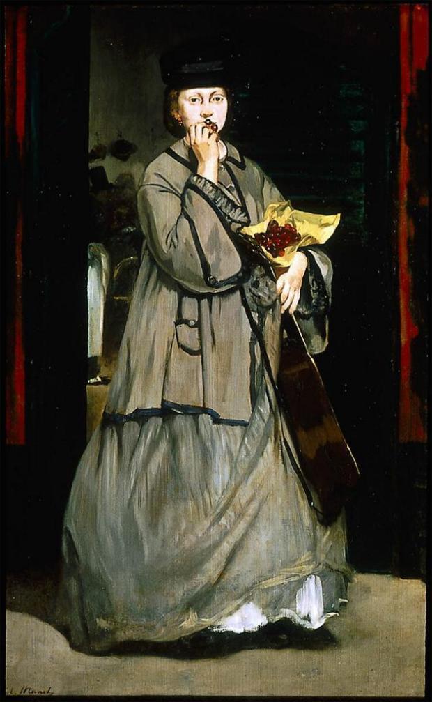 Street Singer (1862)