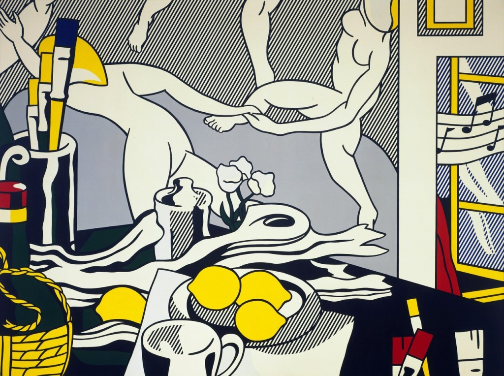 "Artist's Studio ""The Dance"" (1974)"