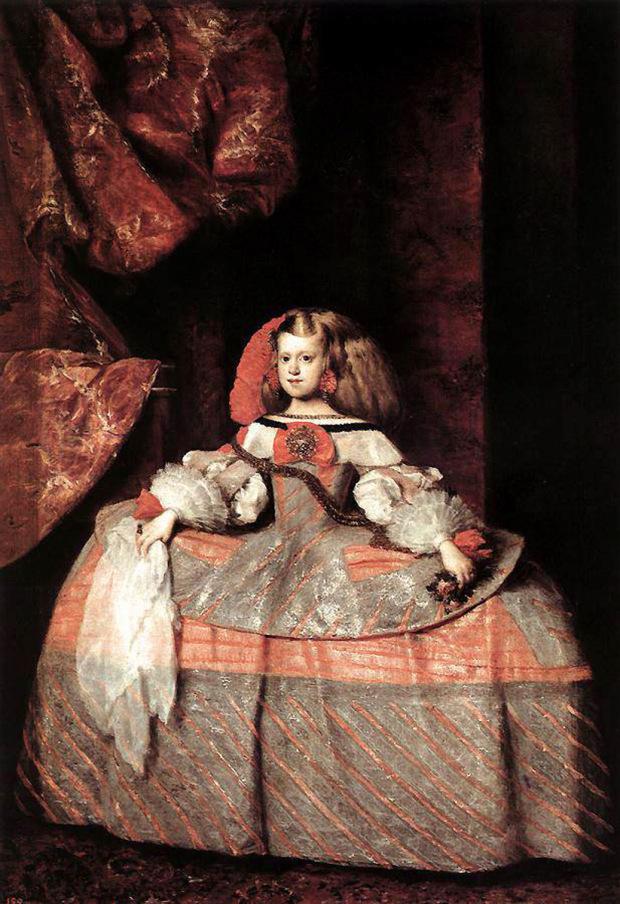 Velázquez's original Infanta portraits