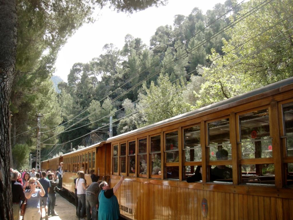 The Ferrocarril de Soller