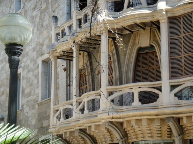 The Cassayas apartments