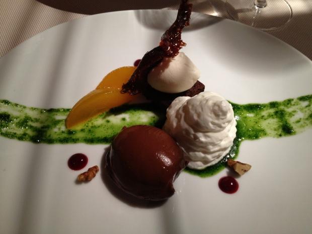 "Chocolate ""cremoso"""