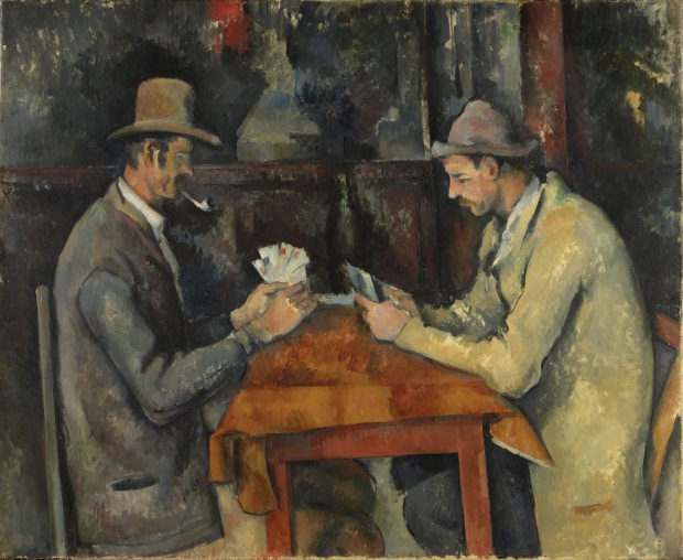 The Courtauld's Card Players