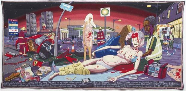 Lamentation  © Grayson Perry