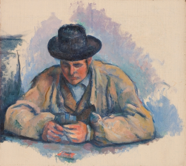 8-Cezanne-Card-Player-Worcester