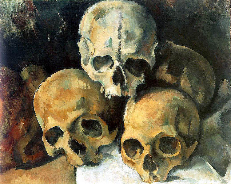 The Pyramid of Skulls (1901)