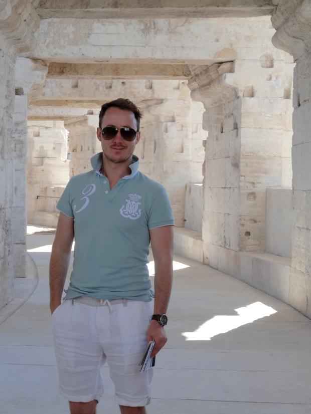 C'est Moi - at the Amphitheatre