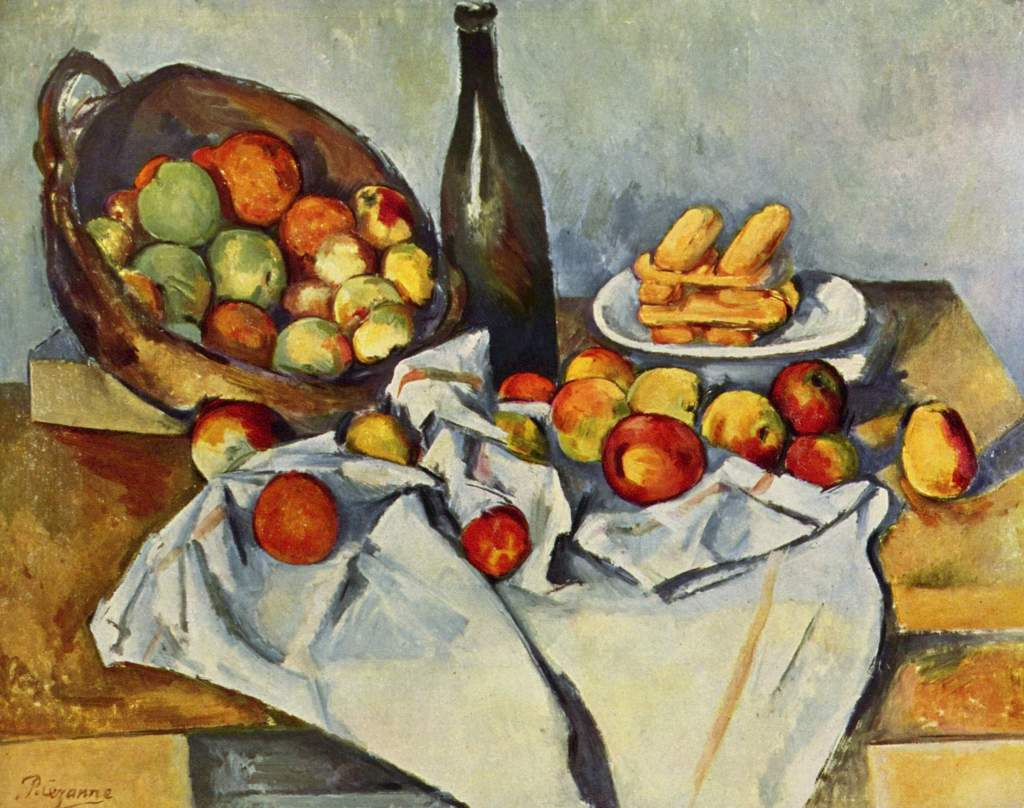 The Basket of Apples (1890-1894)