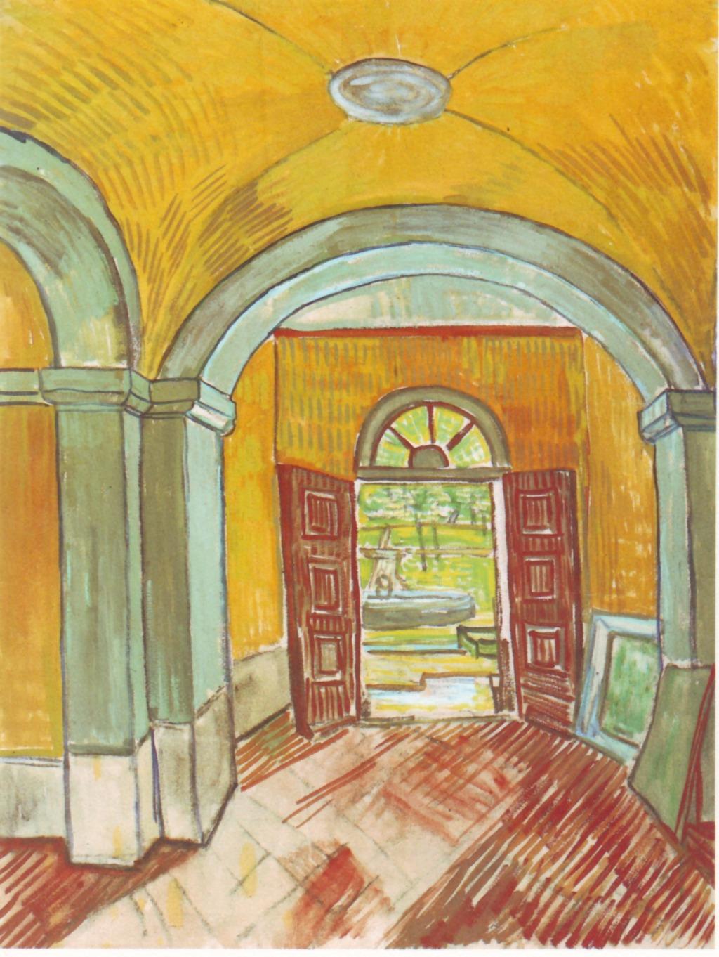 Entrance Hall of Saint Paul
