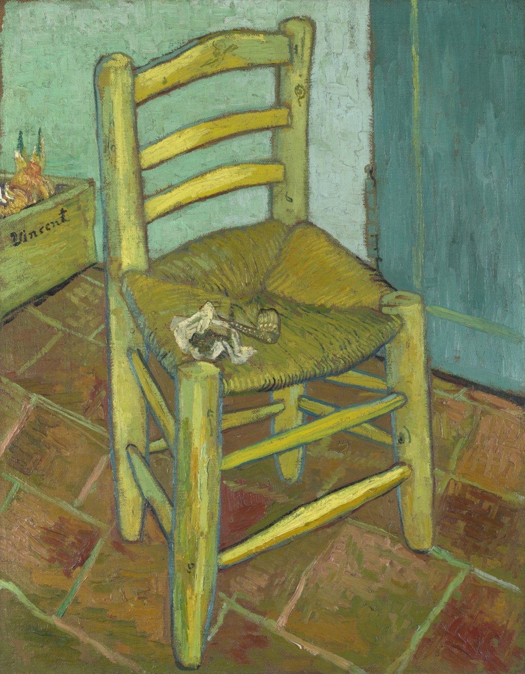 Van Gogh's Chair (1888)