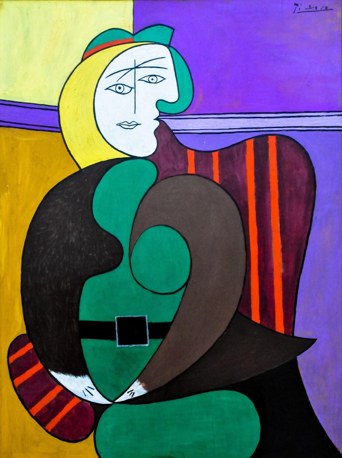 Picasso Cubist Faces Pablo picasso face cubism