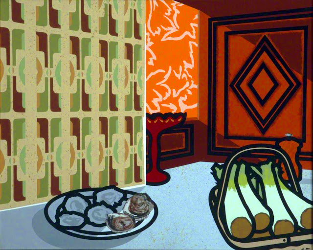 Still Life Autumn Fashion (1978) © The estate of Patrick Caulfield