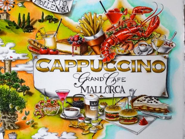 Cappuccino Fusion detail