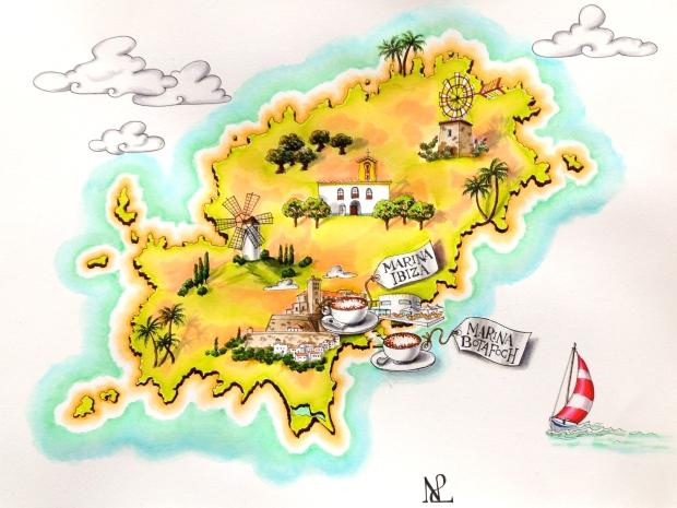 Ibiza (2013 © Nicholas de Lacy-Brown)