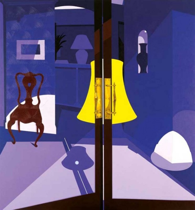 Bishops (2004) © The estate of Patrick Caulfield