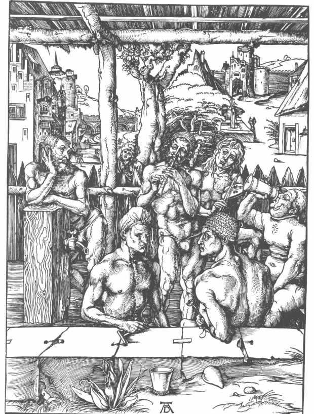 Man's Bath (1496)
