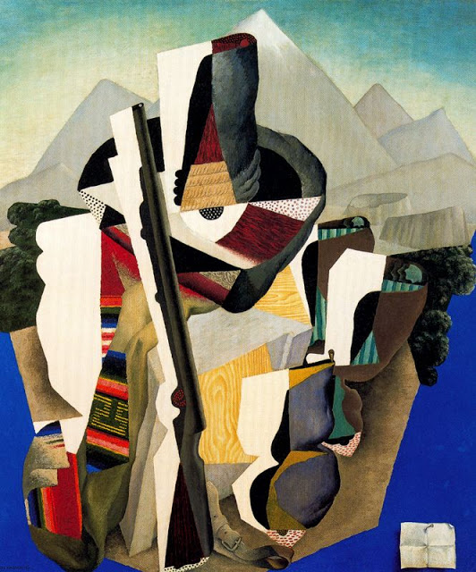 Rivera's cubist period