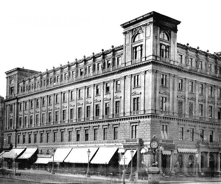 The Palais Ephrussi