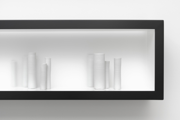 How did we live here (2013 © Edmund De Waal) (detail)