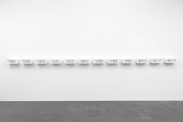 I heard it said (for Berg) (2013 © Edmund De Waal