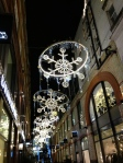 Covent Garden lights