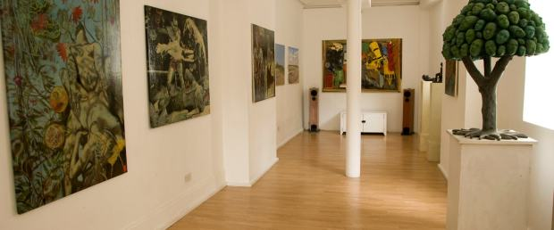The Strand Gallery Events Hire