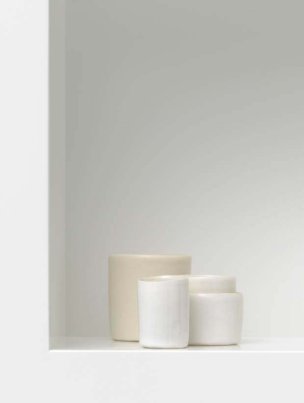 The White Road III (detail) (2013 © Edmund De Waal
