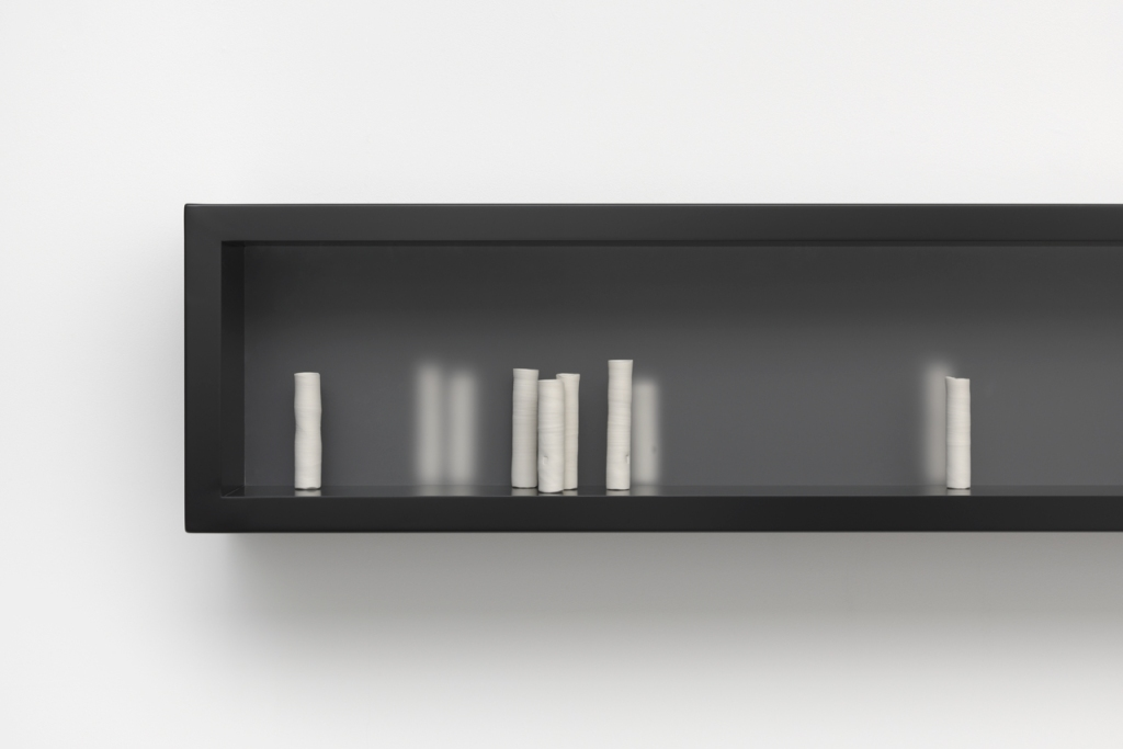 Your hands full of hours (2013 © Edmund De Waal) (detail)