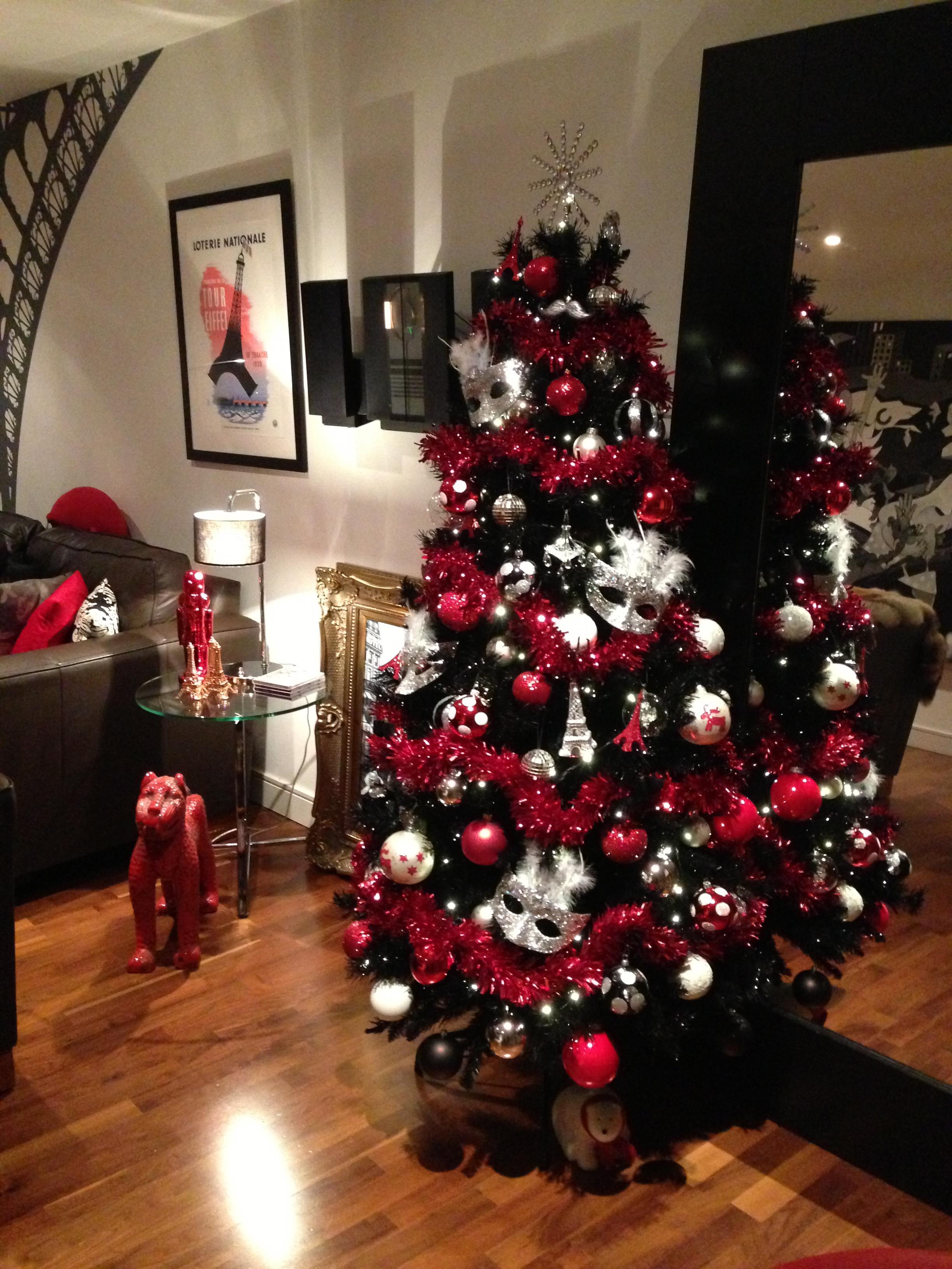 christmas tree form
