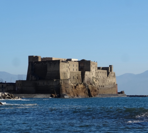 The Castel dell'Ovo