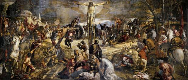 Tintoretto Cycle - The Crucifixion