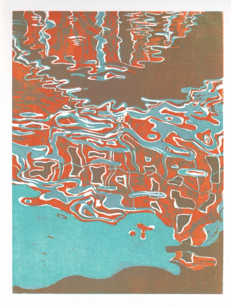 red ripple
