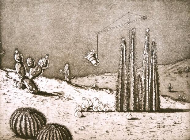 Catalan Cactus