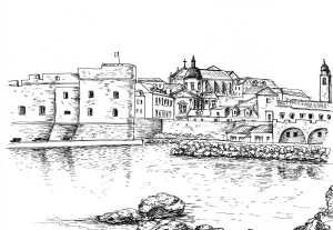 My Dubrovnik Sketchbook (Part 3)