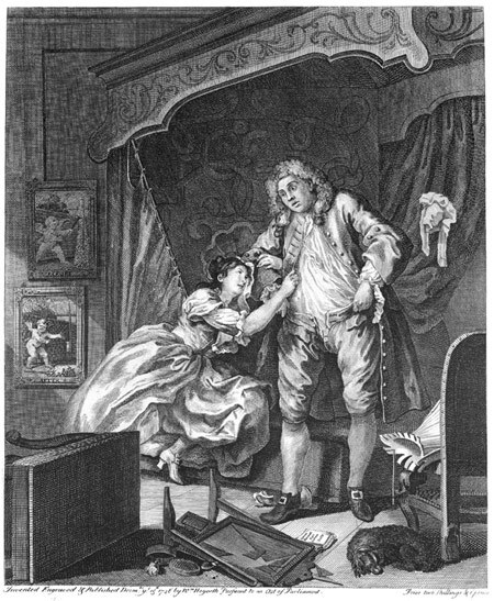 William Hogarth, After