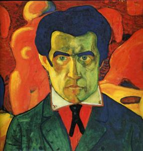 Self Portrait (1908)