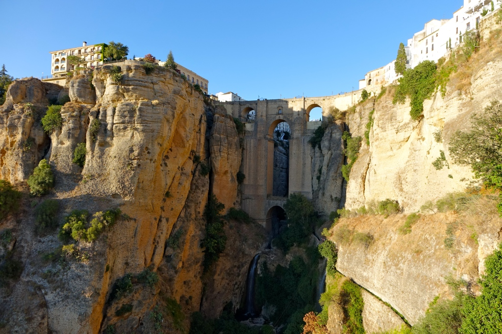 The Spanish City of Ronda