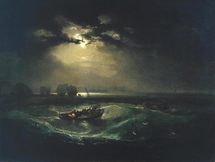 Fishermen at Sea (1796)