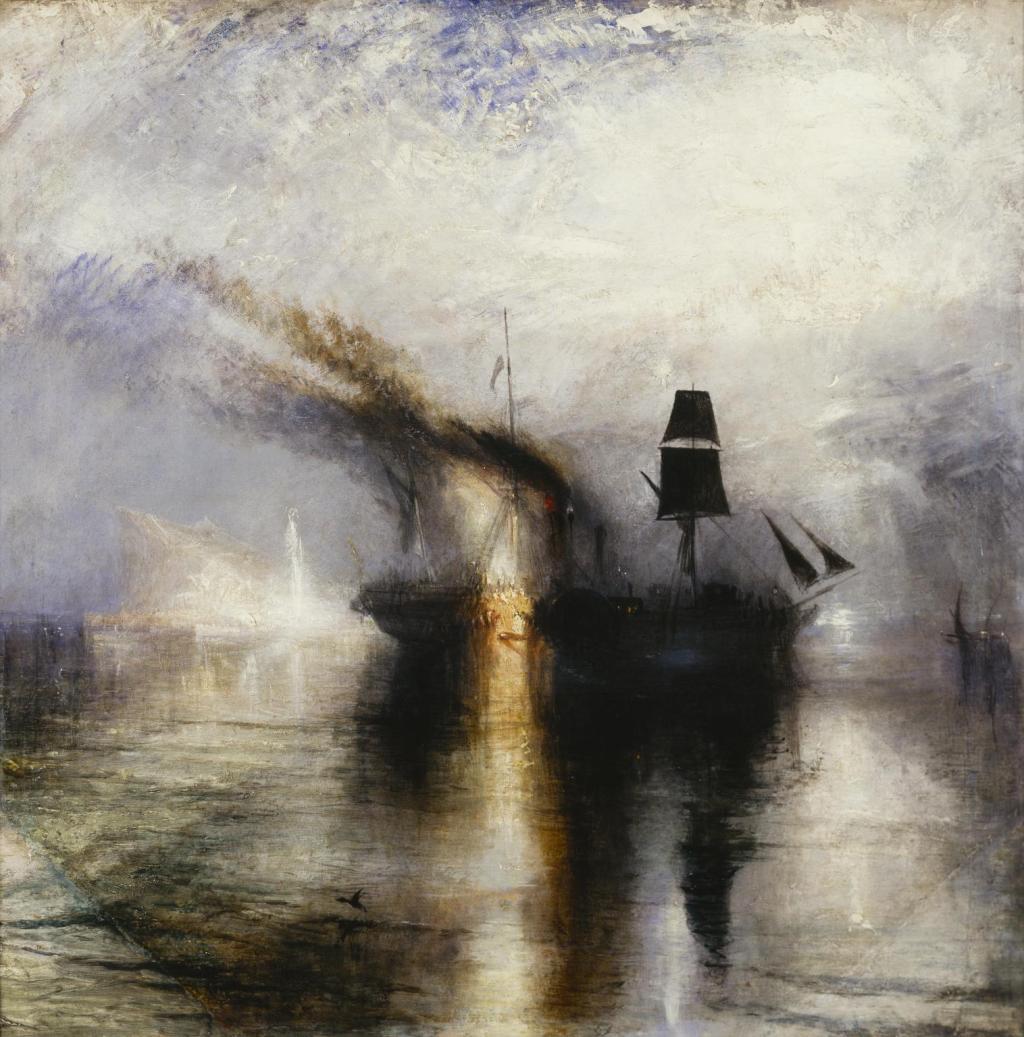 Peace - Burial at Sea (1842)