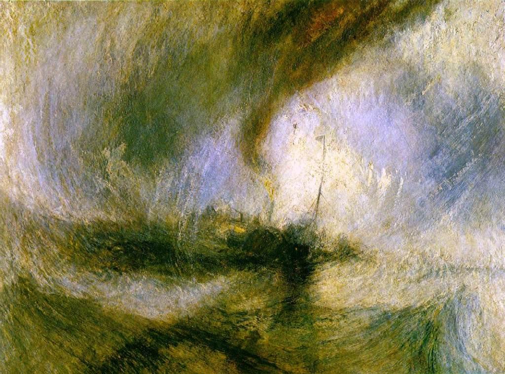 Snowstorm (1842)