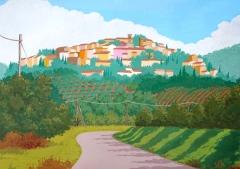 Interpretation 11: Castagneto Carducci