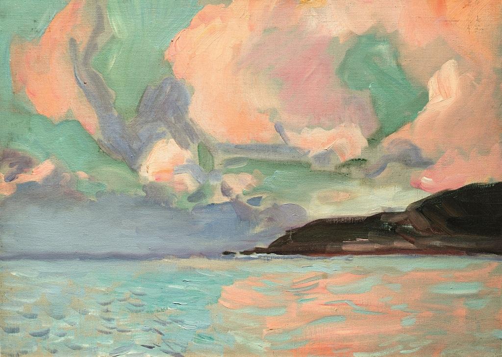 Joaquín Sorolla. Mar de Zarauz. 1910. © Fundación Museo Sorolla