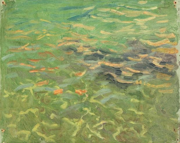 Joaquín Sorolla. Mar (Jávea). 1905. © Fundación Museo Sorolla